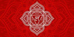 Symbole chakra racine